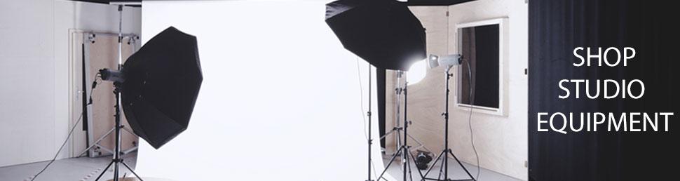 wide range of studio equipment