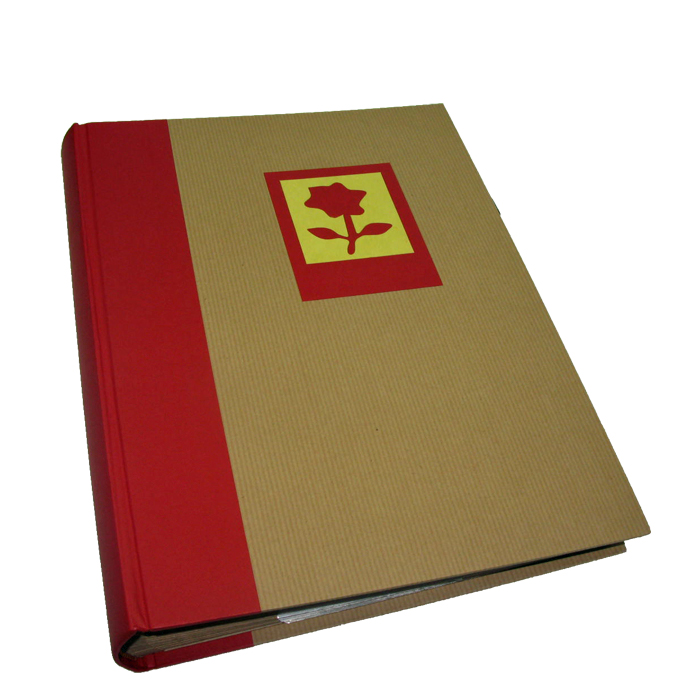 green earth red flower 6x4 slip in photo album 300 photos holds 300 photos 6x4 slip in. Black Bedroom Furniture Sets. Home Design Ideas