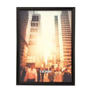 New York Black Photo Frame - 6x4 inch