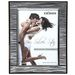 Silverstar Rimini Shiny Silver 8x6 Photo Frame